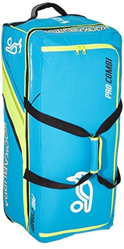 Kookaburra Pro Combi Wheelie Cricket Bag - Blue by Kookaburra by Kookaburra
