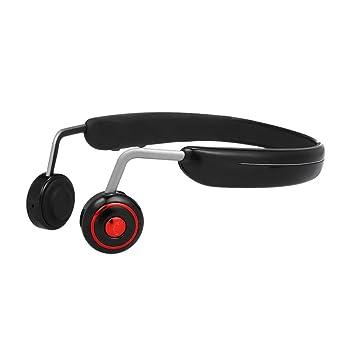 Godyluck BH128 Auriculares de conducción ósea Reproductor de MP3 ...
