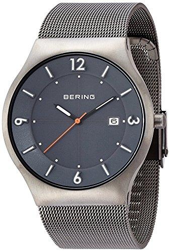 BERING watch Classic Solar 14440-077 Men's [regular imported goods]