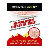 Himalayan Fine Table Salt (case of 24 250g boxes)