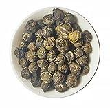 Mahalo Tea Jasmine Pearl Green Tea – Loose Leaf Tea – 2oz For Sale