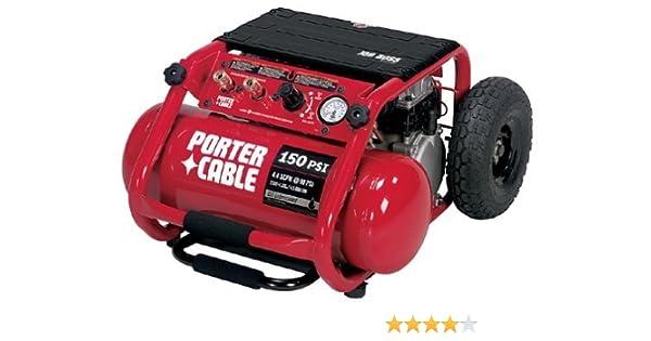 Porter Cable C3151 Oilfree Air Compressor Amazon Com