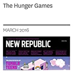 The Hunger Games | Corby Kummer