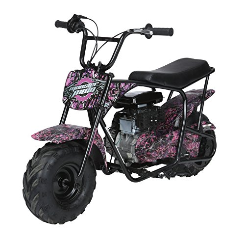 ini Bike - 80CC 2.5HP - Muddy Girl without Suspension ()