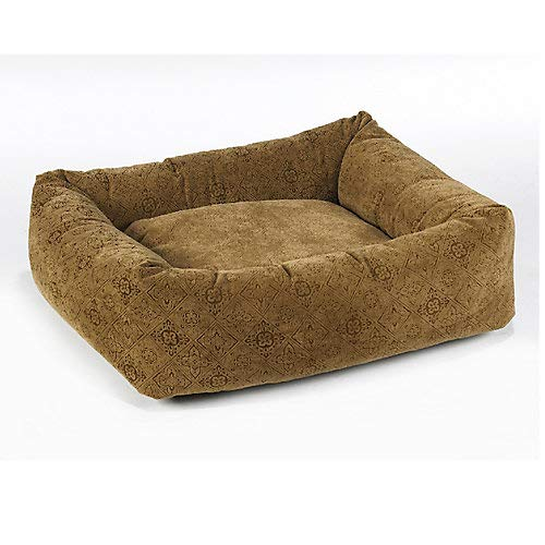 Bowsers Dutchie Bed, Medium, Pecan Filigree