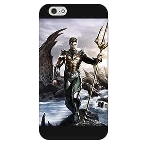 """UniqueBox Aquaman Superheros Custom Phone Case for iPhone 6+ Plus 5.5"""", DC comics Aquaman Customized iPhone 6 Plus 5.5"""