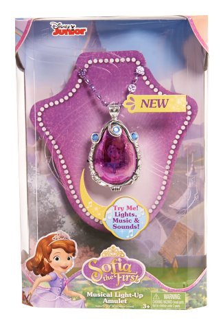 Disney Amulet Sofia Magical Jewels product image