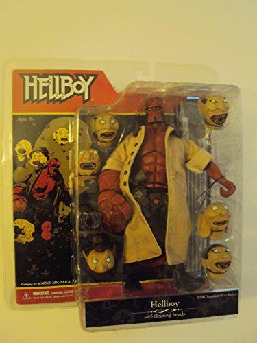 Mezco Toyz Hellboy Comic Book Exclusive Action Figure Hellbo