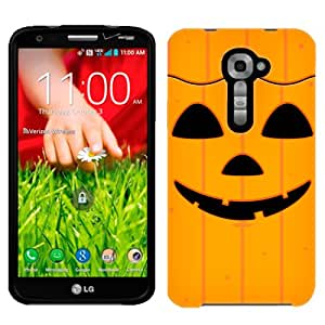 Verizon LG G2 Pumpkin Cute Monster Phone Case Cover