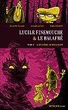 """Afficher """"Lucile Finemouche & le balafré n° 2 Le mystère Archéoscript"""""""