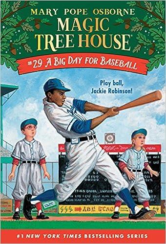 525ffb6f Amazon.com: A Big Day for Baseball (Magic Tree House (R)) (9781524713119):  Mary Pope Osborne, AG Ford: Books