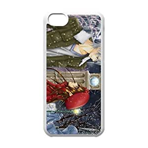 iphone5c phone cases White Vampire Knight fashion cell phone cases YEDS9167861