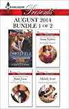 Harlequin Presents August 2014 - Bundle 1 of 2: Billionaire's Secret\Uncovering Her Nine Month Secret\His Forbidden Diamond\Taming the Notorious Sicilian