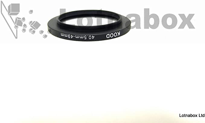 34mm to 37mm Metal Step Up Filter Lens Ring Adapter for Canon Nikon Camera Accessories Tools