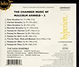 Arnold: The Chamber Music of Malcolm Arnold, Vol. 2