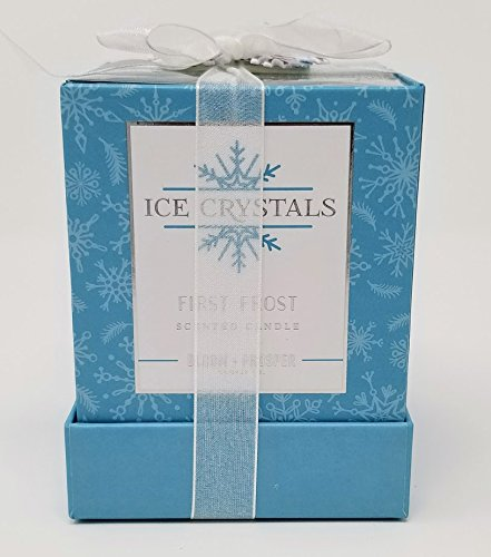 White Frost Gift Box - Bloom & Prosper