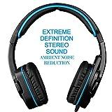 Stereo Gaming Headphone, SADES SA708GT PS4 Gaming