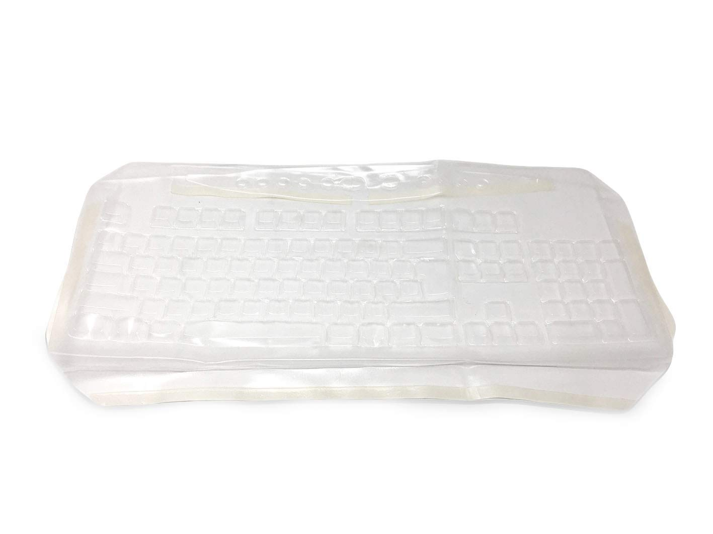 Keyboard Cover for Logitech 660 Keyboard, Keeps Out Dirt Dust Liquids and Contaminants - Keyboard not Included - Part# 155G107
