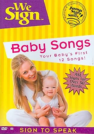 Image result for we sign baby songs