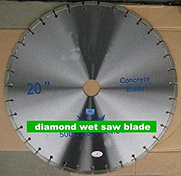 Gowe 20 diamond wet saw blade 500mm concrete saw blade gowe 20 diamond wet saw blade 500mm concrete saw blade bridge cutting greentooth Image collections