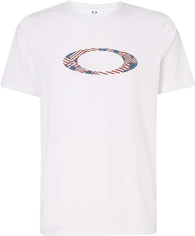 Oakley Ellipse USA - Camiseta para hombre: Amazon.es: Ropa y accesorios