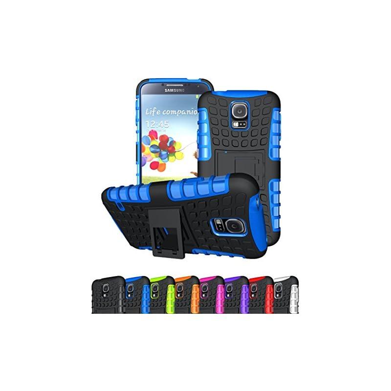 Galaxy S5 Case, Viodolge [Shockproof] Hy