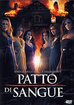 Amazon Com Patto Di Sangue Sorority Row Italian Edition Margo