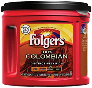 Whole Foods Colombian Coffee