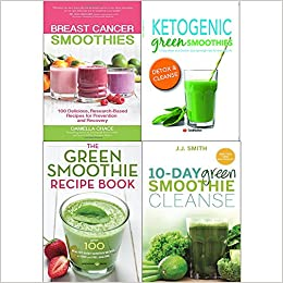 Breast cancer smoothies, ketogenic green smoothies, green