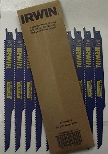 Irwin Marathon 585-372956BB 9 Inch 6Tpi Nail Embedded Recipr