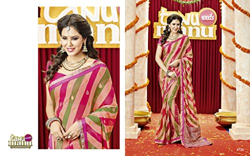 Jay Exclusive Sarees Sarees Party Designer bollywood Wear qgRgz