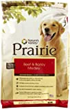 Nature's Variety Prairie Dry Dog Food, Beef and Barley Medley, 15 Pound, My Pet Supplies
