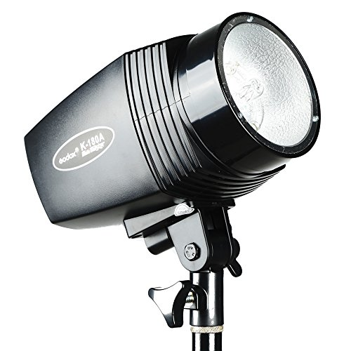 Godox K-180A 180W Monolight Photography Photo Studio Strobe Flash Light Head (Mini Master Studio Flash) by Godox