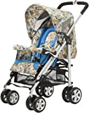 Zooper 2011 Bolero Stroller/Bassinet, Mountain Flowers (Discontinued by Manufacturer)