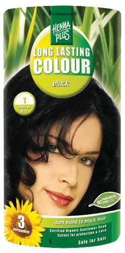 Black 1 Long Lasting Colour