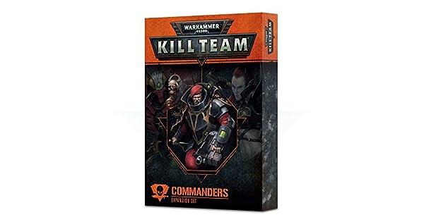 Amazon.com: Equipo de matanzas: Ampliación de comandantes ...