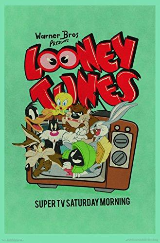(Trends International Looney Tunes - Tv Wall Poster 22.375