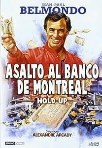 Asalto Al Banco De Montreal [DVD]