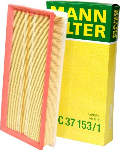 2001 Audi Tt A/c (Mann-Filter C 37 153/1 Air Filter)
