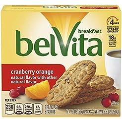 belVita Breakfast Biscuits, Cranberry Or...