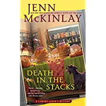Death in the Stacks (A Library Lover's Mystery)