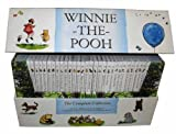 Image of Winnie the Pooh Complete Collection 30 Books Box Set (Winnie-the-Pooh and some Bees, Pooh Goes Visiting & Pooh and Piglet nearly catch a Woozle, Owl becomes and author, Eeyore has a birthday, Kanga and Baby Roo Come to the Forest, etc)