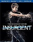The Divergent Series: Insurgent [3D Blu-ray + Blu-ray + DVD + Digital HD]