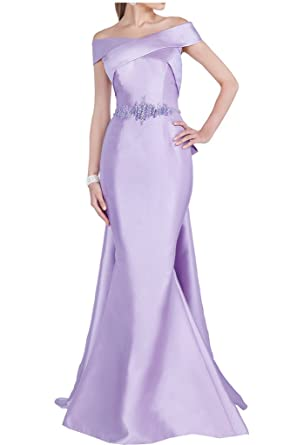 La Mariee Gorgeous Halter Satin Formal Evening Dress Prom Grown Vintage-2-Lalic