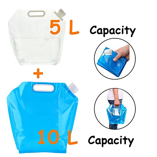 Collapsible Container Self standing Freezable Plastic product image