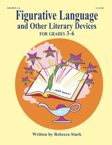 Figurative Language and Other Literary Devices: Grades 3-6 - Figurative Language Grade 4