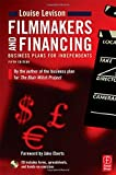 img - for Filmmakers and Financing: Business Plans for Independents by Louise Levison (2006-11-20) book / textbook / text book