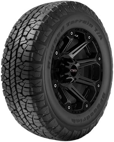 P275//55R20 BF Goodrich Rugged Terrain T//A 111T SL//4 Ply BSW Tire