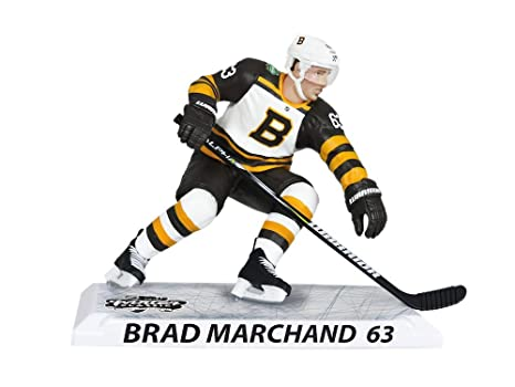 e5122b63d Image Unavailable. Image not available for. Color  Imports Dragon Brad  Marchand Winter Classic Figure LE ...