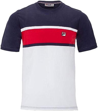 Fila Conte Camiseta para hombre: Amazon.es: Ropa y accesorios